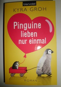 Pinguine lieben...
