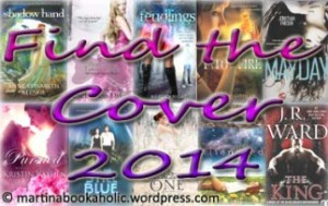 Find the Cover Challenge