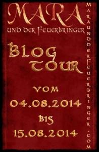 [ Ankündigung ] Mara und der Feuerbringer Blogtour