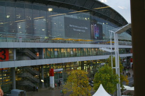 Frankfurter Buchmesse 2014 – Blog & Talk