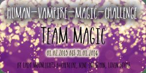 Human – Vampire – Magic Challenge