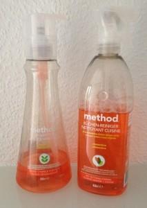 method Clementine Spülmittel und Küchenreiniger