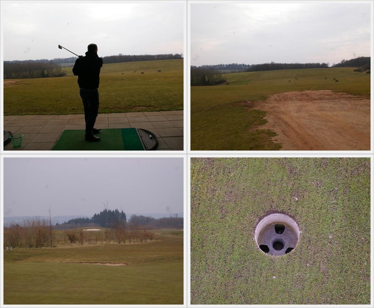 Golf coll
