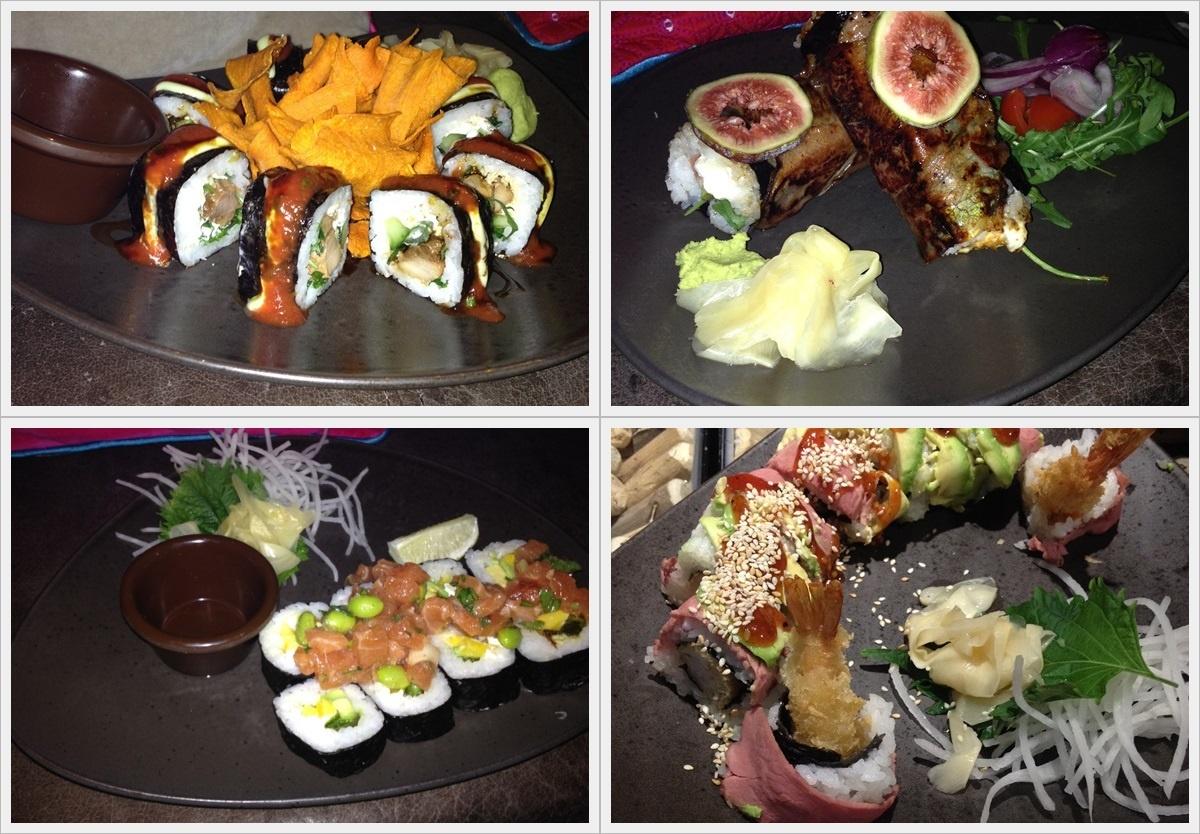 Sushi coll