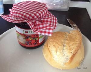 Quicktipp – Marmelade zu sauer für aufs Brötchen? Kein Problem!