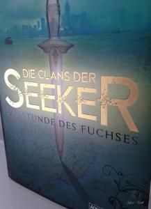 Die Clans der Seeker – die Stunde des Fuchses