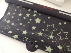 [Produktvorstellung] Starry Night Sunshade von Diono