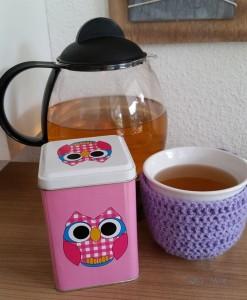 Herbstzeit ist… Teezeit