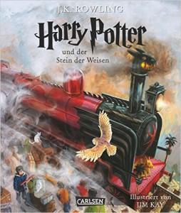 Harry Potter bekommt ein neues Gewand