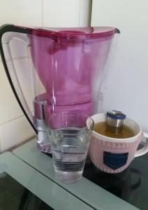 weiches Leitungswasser mit Bwt
