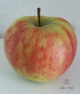 frischer Apfel
