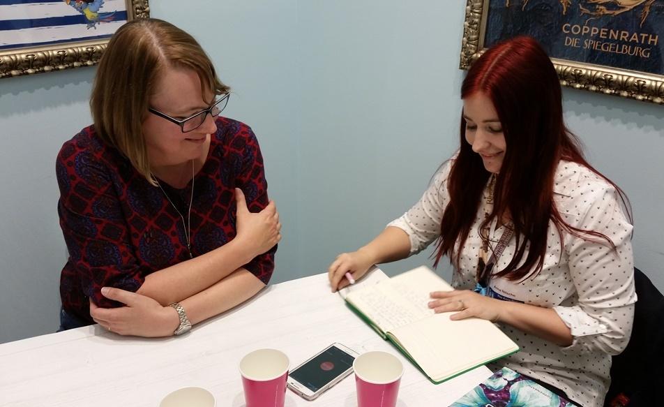 The-Anna-Diaries im Interview mit Teri Terry