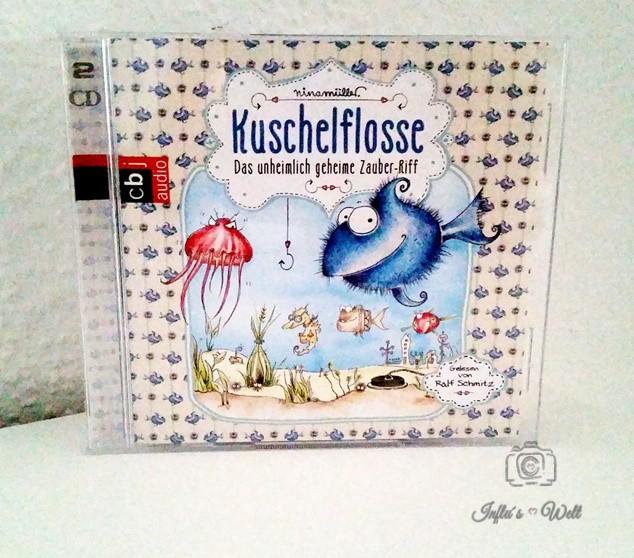 Kuschelflosse das Hörbuch gelesen von Ralf Schmitz