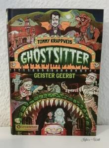Ghostsitter Geister geerbt – das etwas andere Kinderbuch