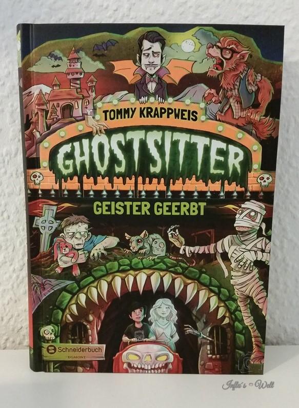 Gostsitter - Geister geerbt von Tommy Krappweis