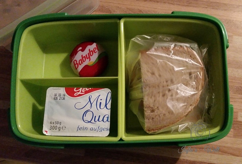 Frühstücksdose meines Sohnes