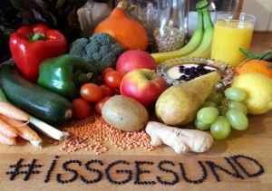 #issgesund blogaktion