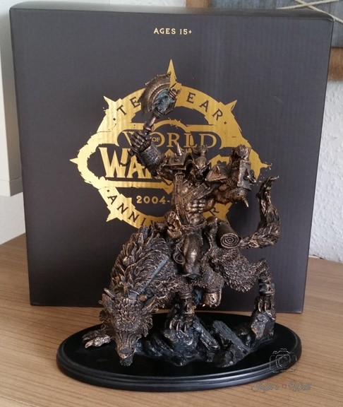 World of Warcraft 10th Anniversary Figure