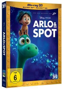 Arlo und Spot BluRay 3D