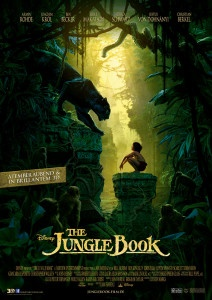 Gewinnerbekanntgabe der The Jungle Book Verlosung