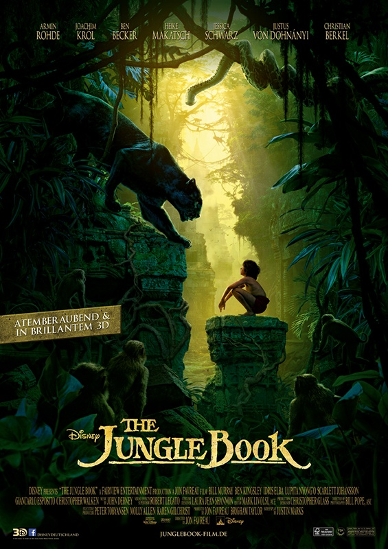 The Jungle Book Plakat