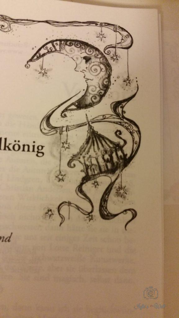 Illustrationsbeispiel zu der Karussellkönig von Fabienne Siegmund und Tatjana Kirsten