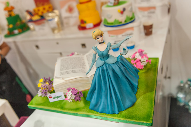Cake and bake 2015 Cinderella Torte