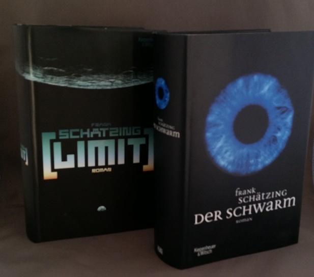 Limit und Der Schwarm von Frank Schätzing
