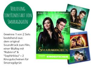 Filmpreview + Verlosung zum Kinostart von Smaragdgrün