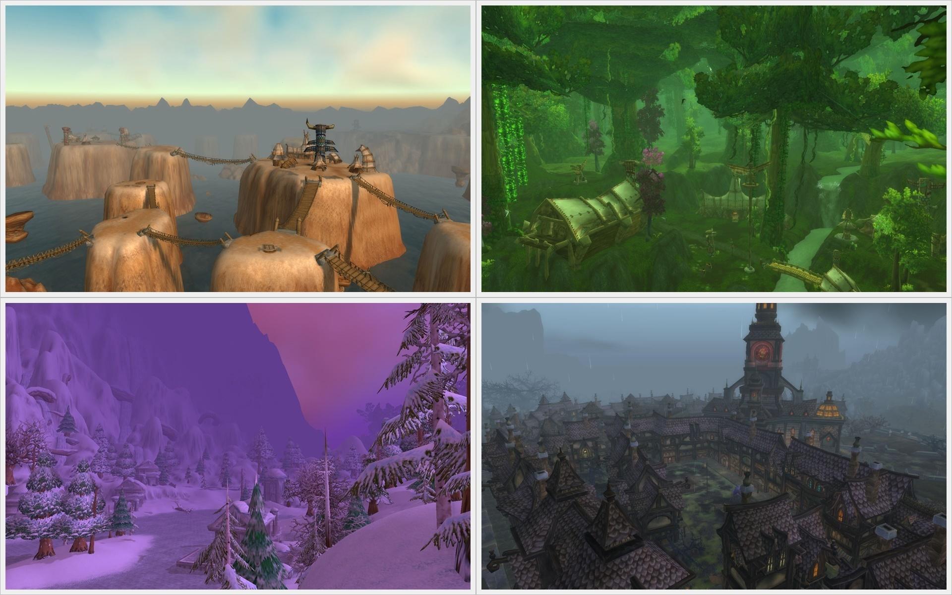 Einblicke in die Welt von World of Warcraft