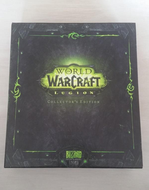 World of Warcraft Legion Collectors Edition