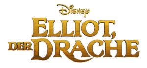 Logo Disneys Elliot der Drache