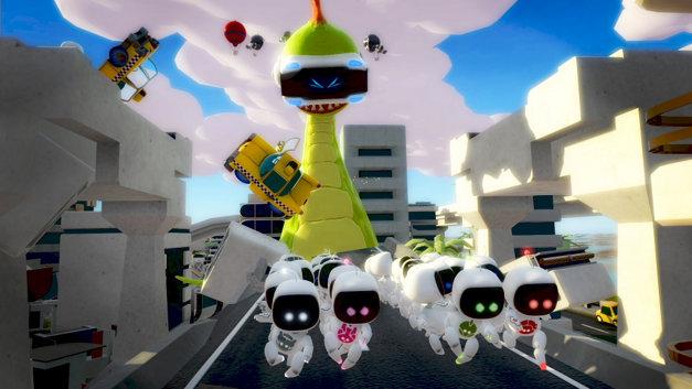 Playroom VR Monsterspiel