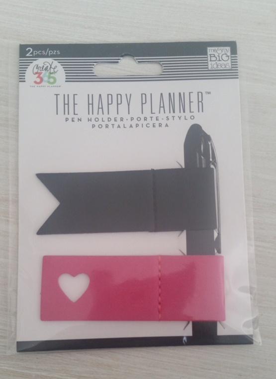 Happy Planner Stiftschlaufe / Pen Loop