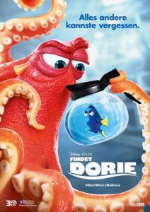 Findet Dorie - Hauptplakat