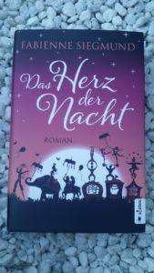 Das Herz der Nacht von Fabienne Siegmund erschienen im acabus Verlag
