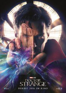 Filmpreview zum Kinostart von Marvels Doctor Strange