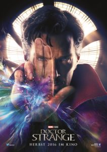 Marvel Dr. Strange Kinoplakat