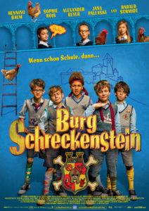 Filmpreview + Verlosung zum Kinostart von Burg Schreckenstein