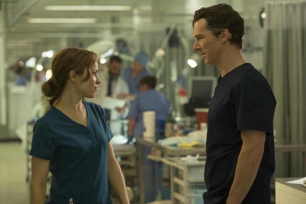 Dr. Stephen Strange und Dr. Christine Palmer