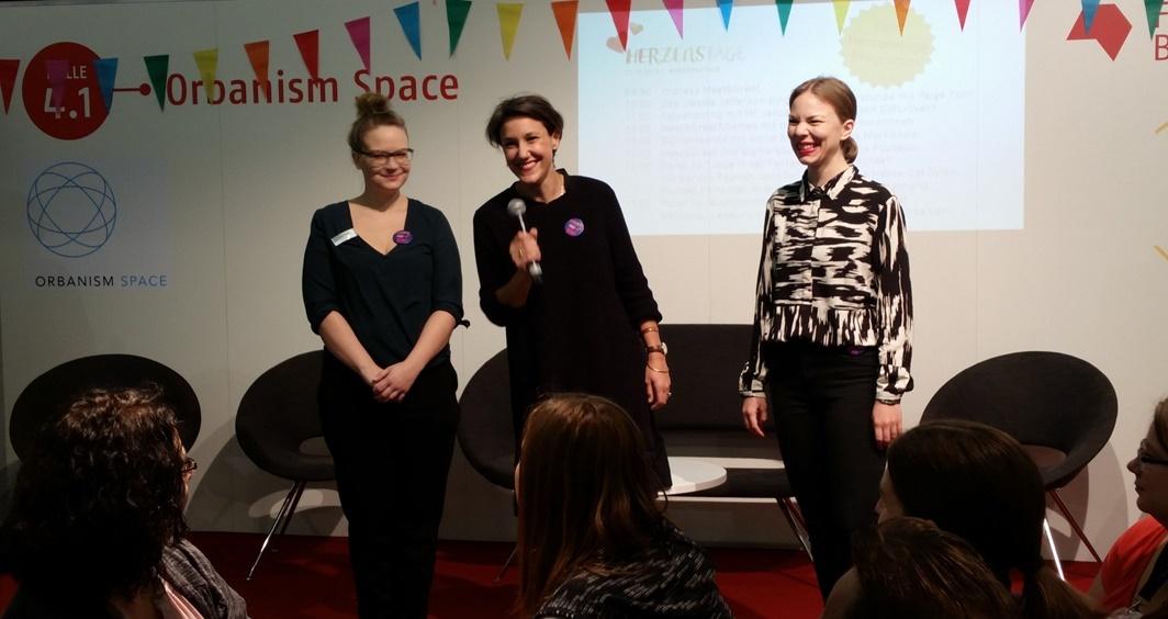 Impress Blogger Brunch auf der Frankfurter Buchmesse 2016