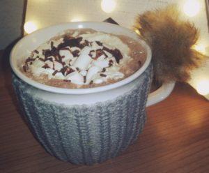 Hot Chocolate Praliné – der kleine Seelenwärmer für kalte Tage