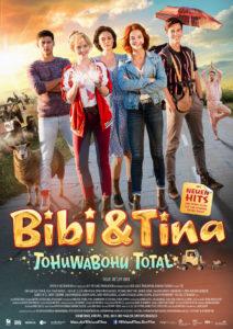 Filmpreview + Verlosung zum Kinostart von Bibi & Tina Tohuwabohu total