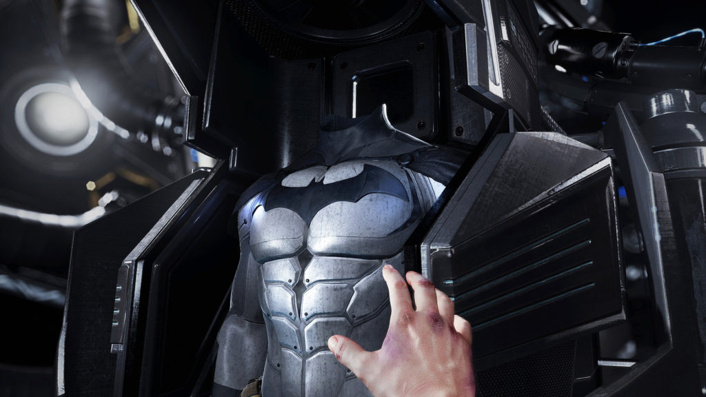 Batman Arkham VR fuer die Playstation 4