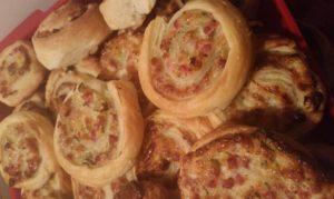 Partyschnecken – cooles Fingerfood zum mitbringen