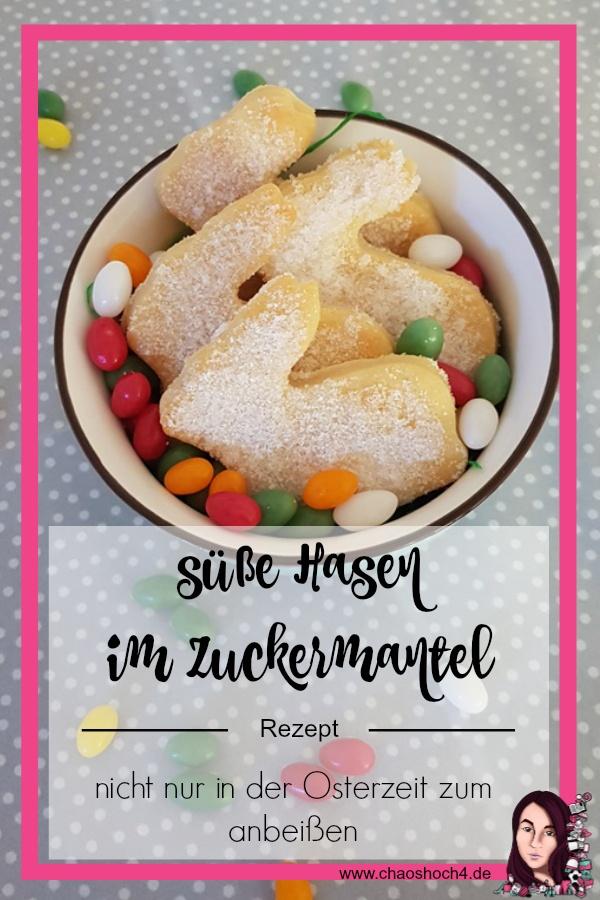 suesse Hasen im Zuckermantel Rezept