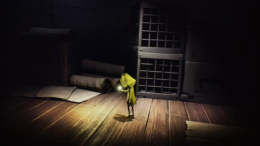 Little Nightmares Six leuchtet sich den Weg nach draussen