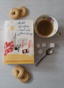 Acht Wochen und ein Leben lang von Miranda Dickinson - erschienen im mtb Verlag