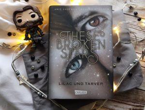 These Broken Stars von Amie Kaufman und Meagan Spooner erschienen im Carlsen Verlag