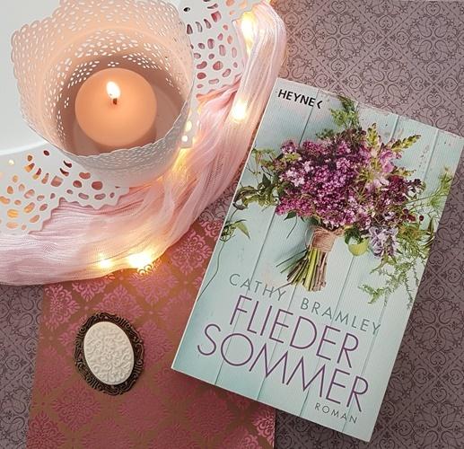 Fliedersommer von Cathy Bramley erschienen im Heyne Verlag